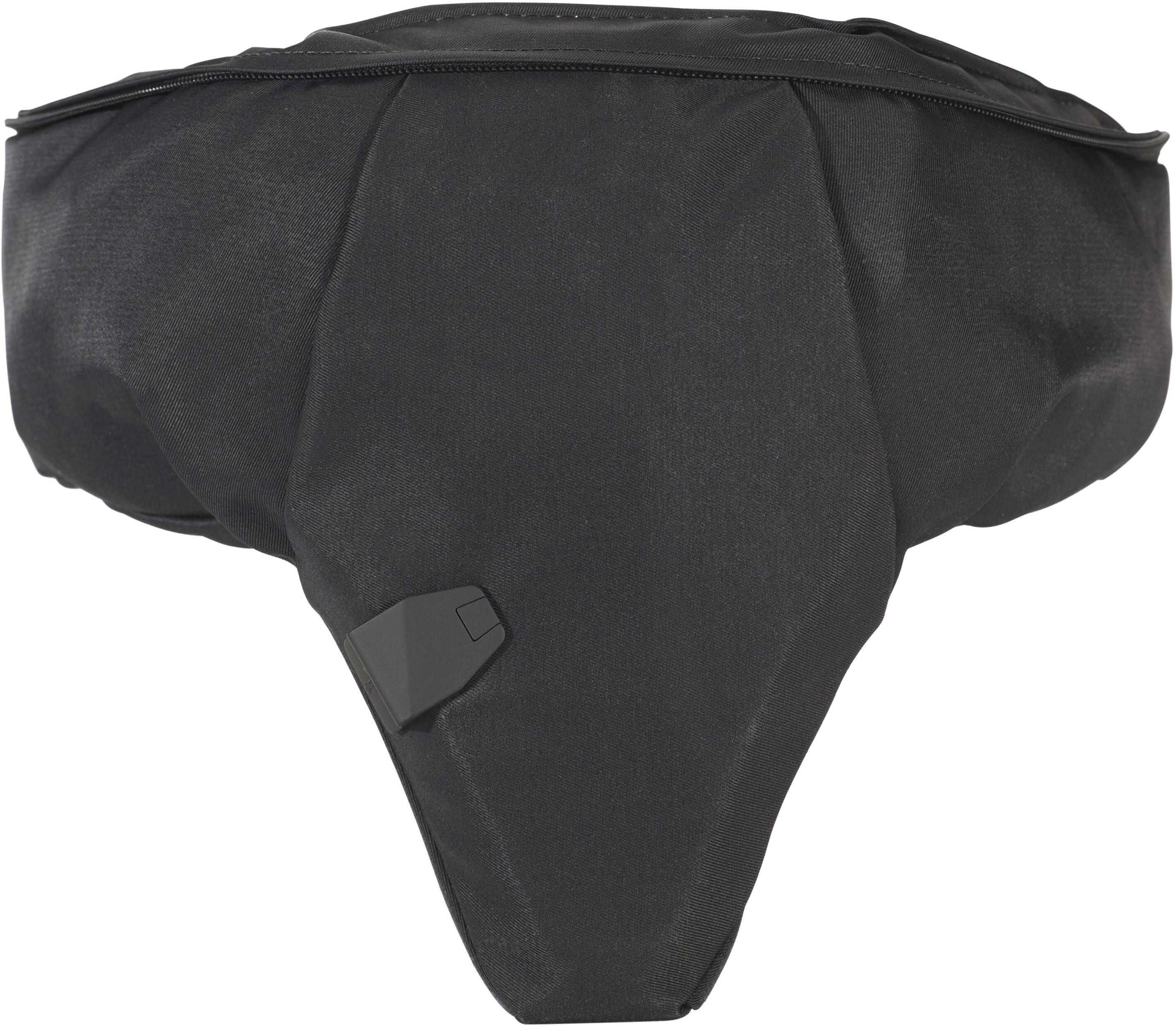 h vding 2 0 airbag helm schwarz g nstig kaufen br gelmann. Black Bedroom Furniture Sets. Home Design Ideas